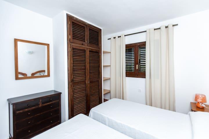 Seaview apartment in Cala Mastella - Cala Mastella - Apartamento