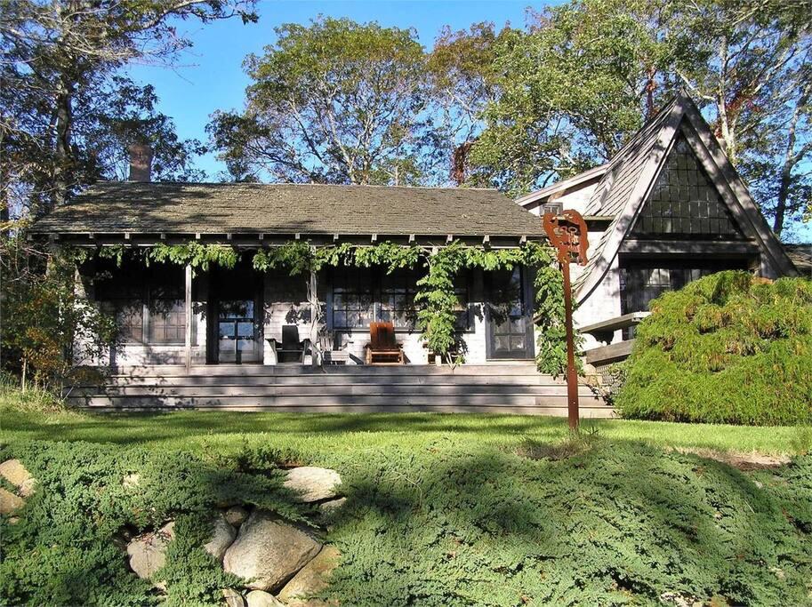Whimsical cottages flat bottom pond houses for rent in for Whimsical cottage house plans