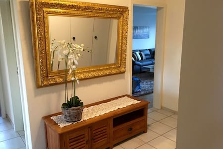 ++Big cozy flat close to City Centre and Airport++ - Wallisellen - Apartemen