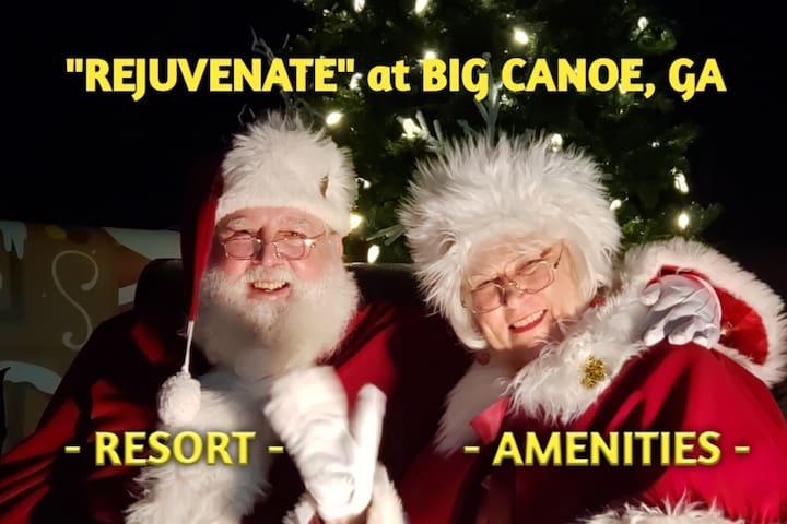"""REJUVENATE"" at Big Canoe Resort! WINTER Wonder!"
