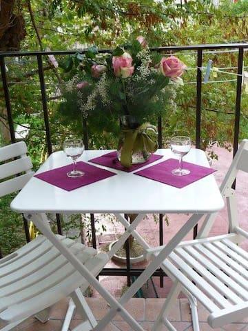 Romantico e silenzioso appartamentino - Trieste