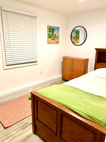 4th bedroom with twin trundle bed that sleeps two people