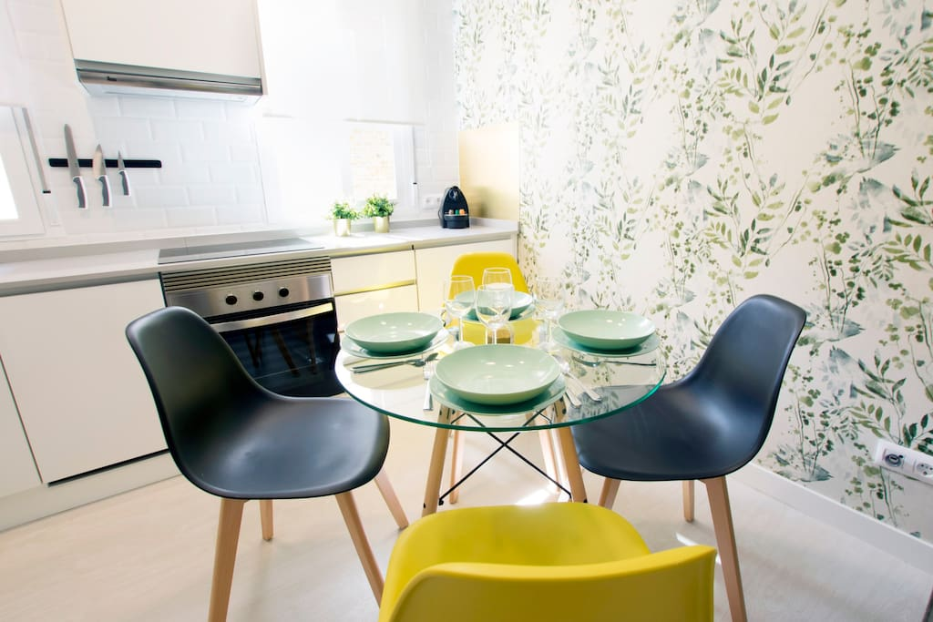 Comedor / Dining table