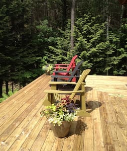 ADK: Romantic, Secluded Mountain Get Away - Keene - Outro