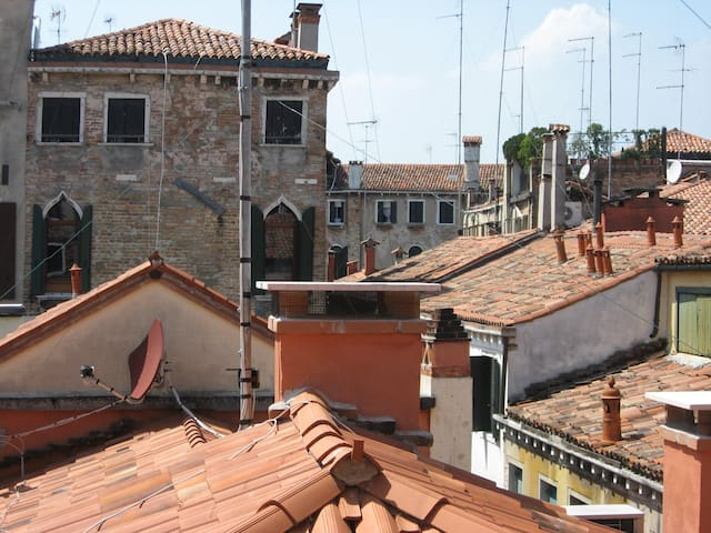 Bright apartment in the heat of Venice with WIFI - Venedik - Daire
