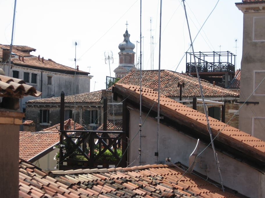 Bright apartment in the heat of venice with wifi for Handy heater italia opinioni