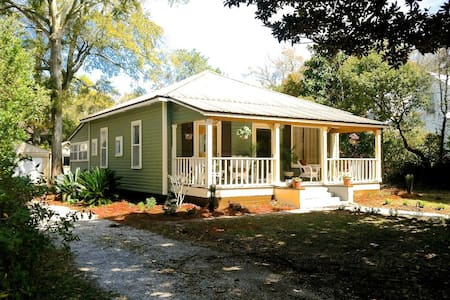 Downtown Fairhope Vacation Cottage  - 费尔霍普(Fairhope)