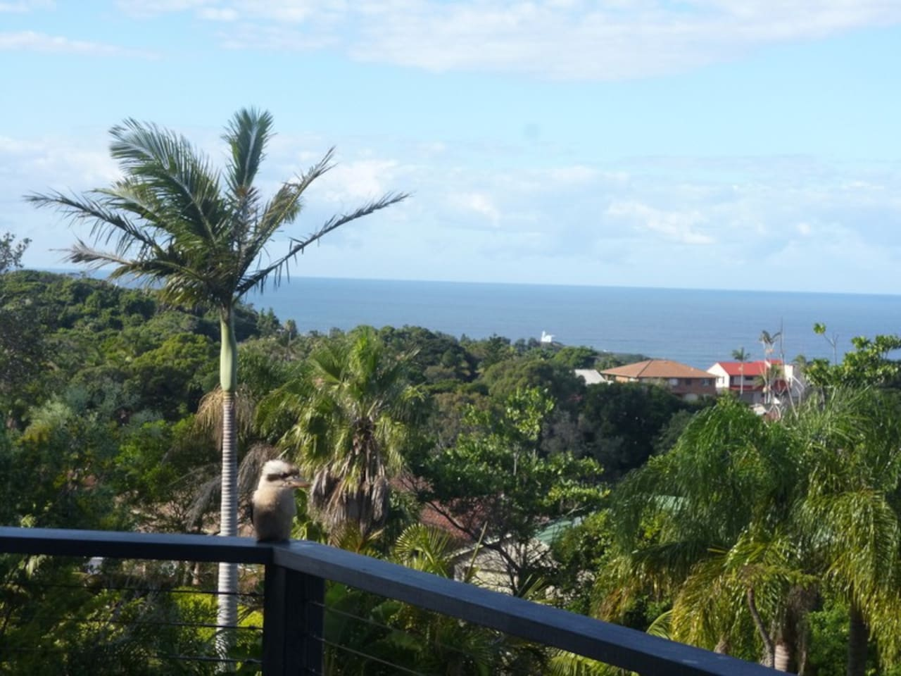 Fabulous view from our little bit of paradise!