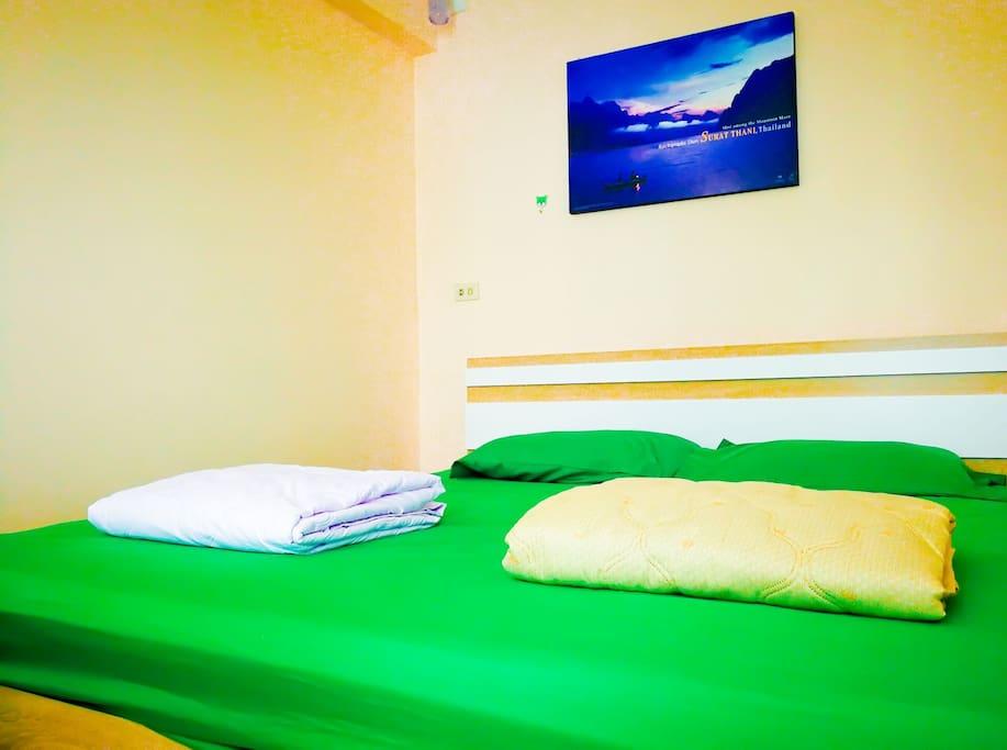 1.8米大床非常舒适