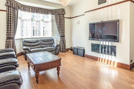Entire 6 Bed House in Jesmond - Newcastle upon Tyne - Haus