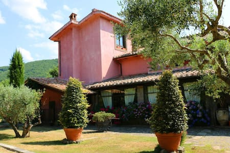 Camera  Doppia  in Casale d'Epoca - Bagnaia - Szoba reggelivel