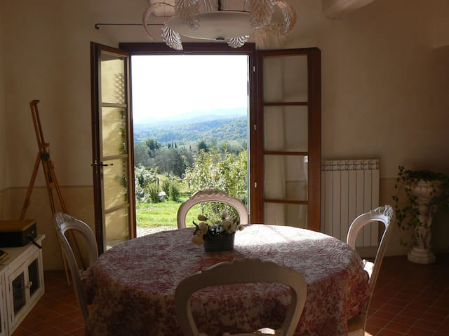 Charming villa with pool in Tuscany - Monteverdi Marittimo - Villa