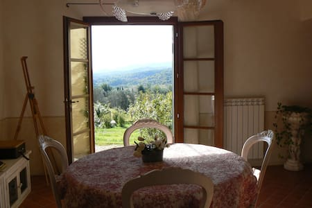 Charming villa with pool in Tuscany - Monteverdi Marittimo