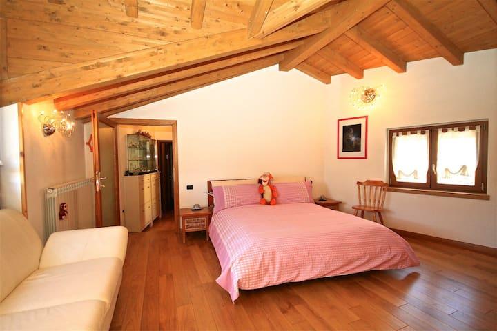 Arbizzo - Holiday house Sibille - Cadegliano-viconago - Apartmen