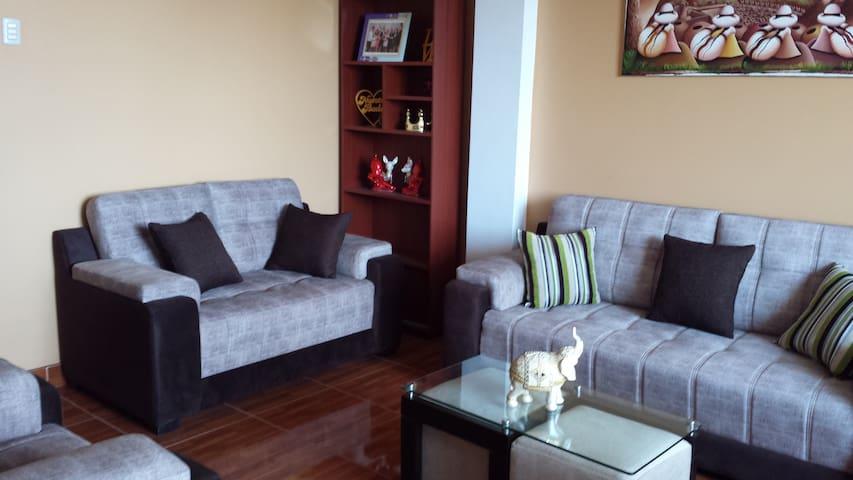 Brand new apartment in a convenient location - Distrito de Lima - Wohnung