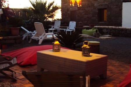 """vacanze a Pantelleria  """"smeraldo"""" - Pantellaria"""