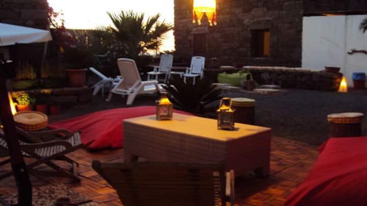 """vacanze a Pantelleria  """"smeraldo"""""""