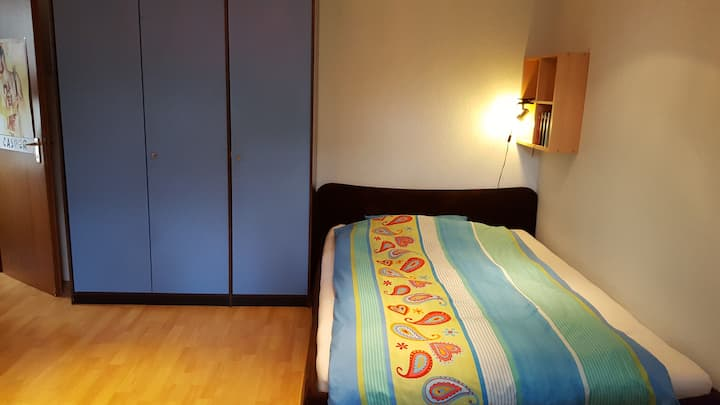 Spacious room near Verden/Bremen w/ priv. bathroom