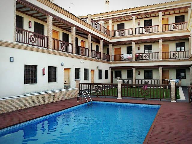 Apartamento en Sierra Norte Sevilla - El Pedroso - Departamento