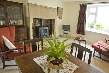 Cherry Tree Cottage ( 4 stars)  near Ripponden. - Barkisland - Haus