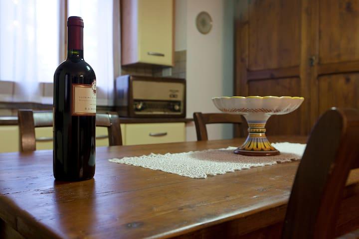 Characteristic flat near Assisi - Tordibetto - Apartment