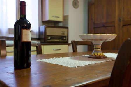 Appartamento rustico vicino Assisi - Tordibetto