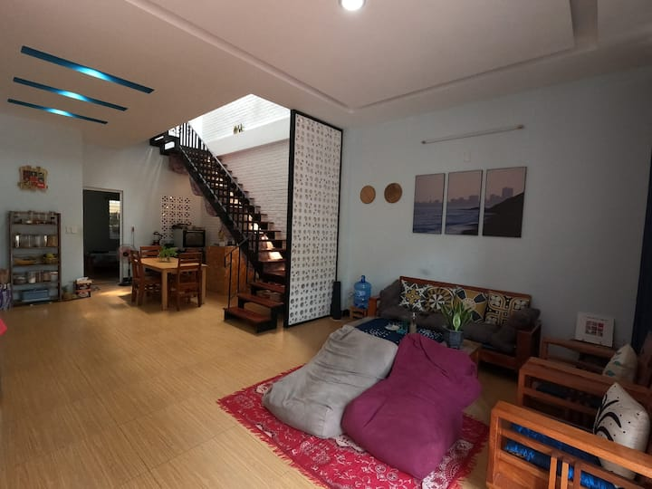 Fox's Nest - Private quiet room 1min to Han River