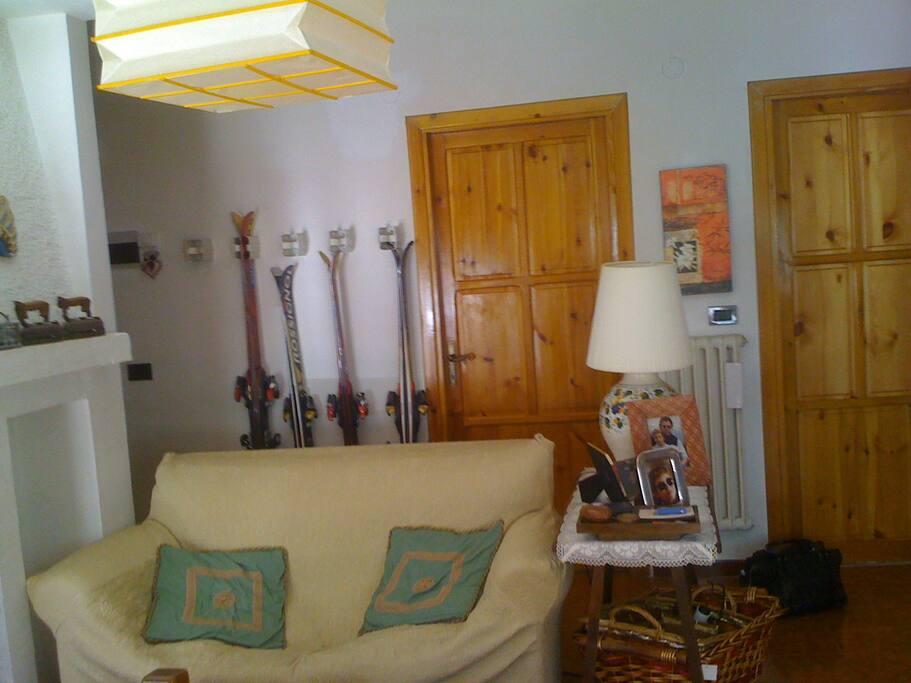 appartamento in montagna Roccaraso