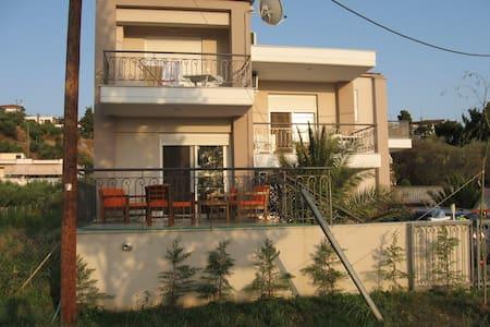 House Paradisos, Neos Marmaras - Huis