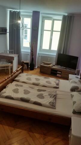 Schönes Zimmer auf der Insel Lindau