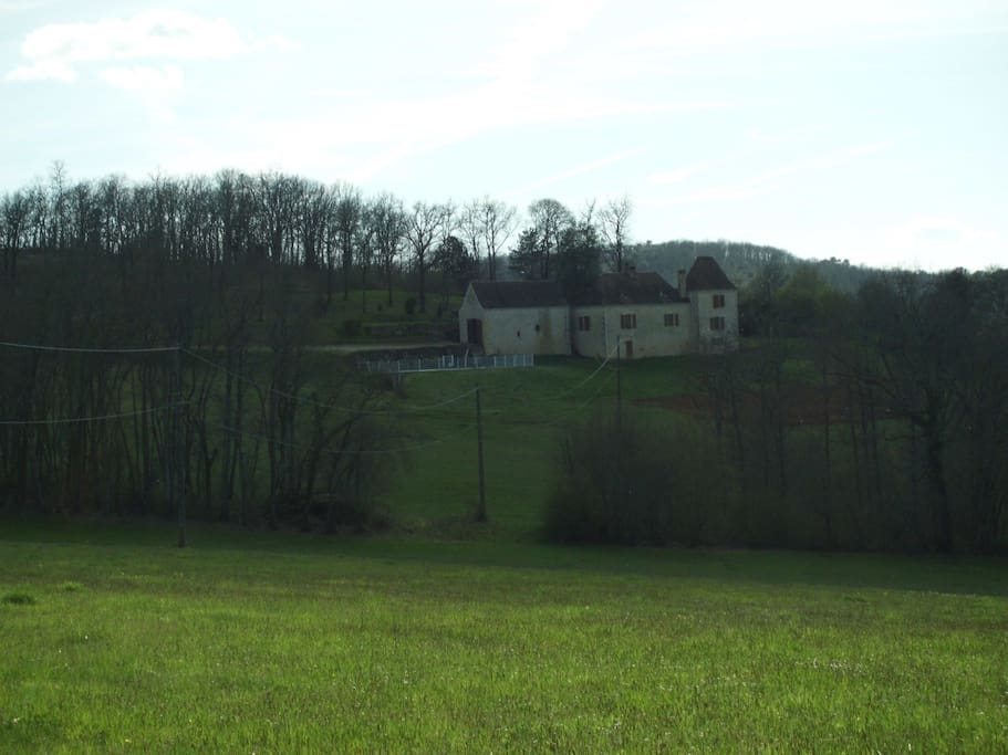 Le domaine d'Heres