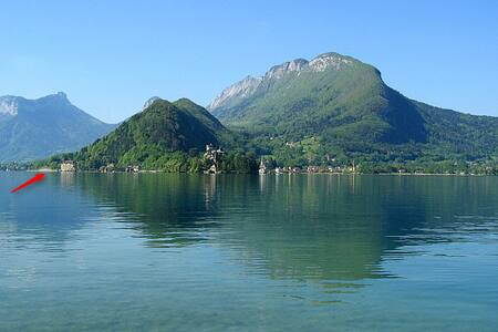 Luxury villa on the lake of Annecy - Duingt