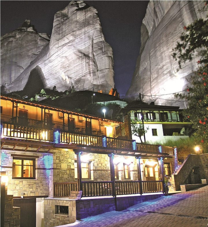 Alsos House-Meteora- Double Rooms