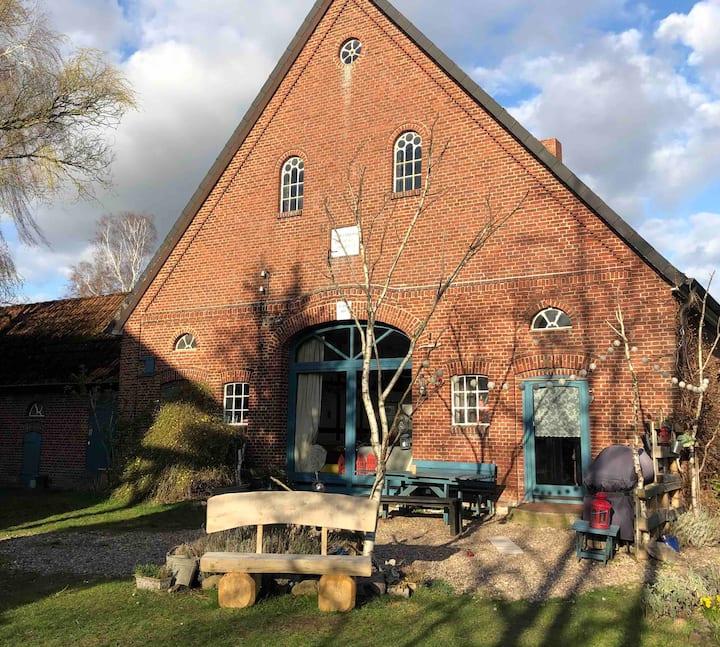 Resthof bei Hamburg - Das Leben ist ein Ponyhof