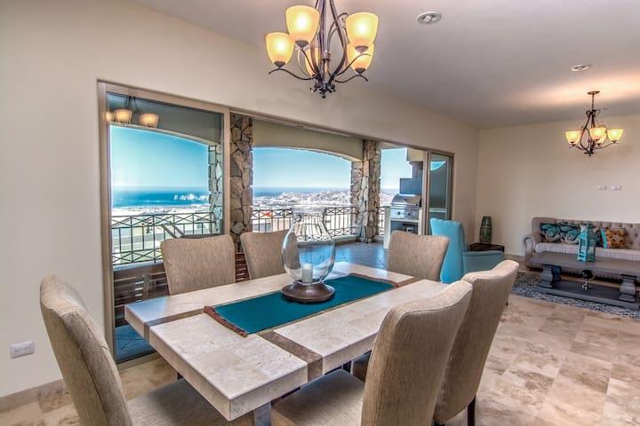 BAY VIEW 5 STARS AMENITIES CONDO IN LOS CABOS 2BR - Los Cabos - Apartamento