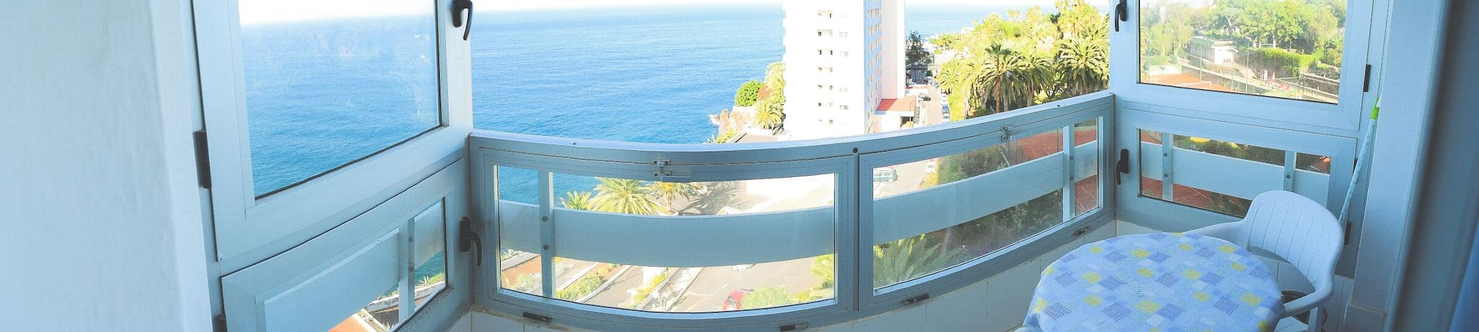 ★ Amazing Ocean View Apartment ★ - Puerto de la Cruz - Apartemen