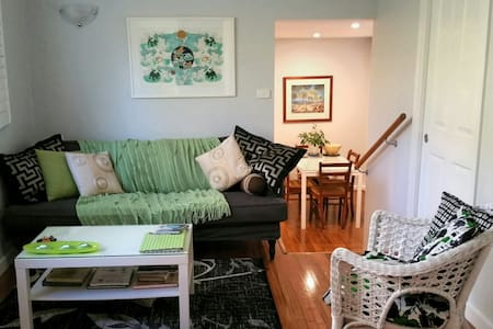 Hepburn Hideaway - stylish village retreat - Hepburn Springs - Wohnung