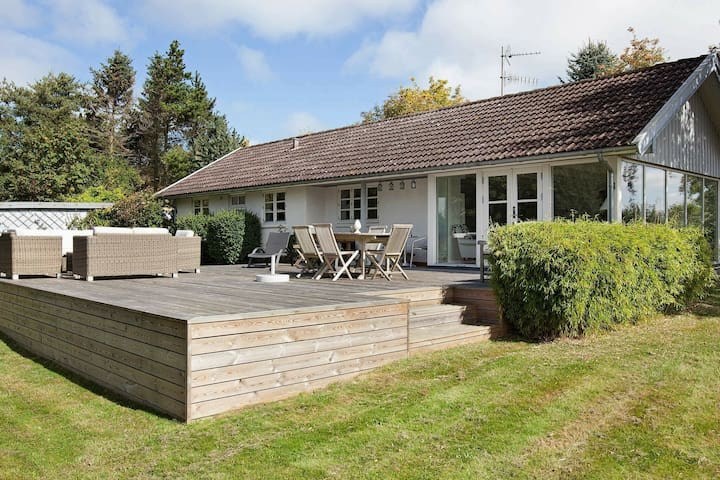 Lovely Holiday Home in Vejby Denmark with Terrace