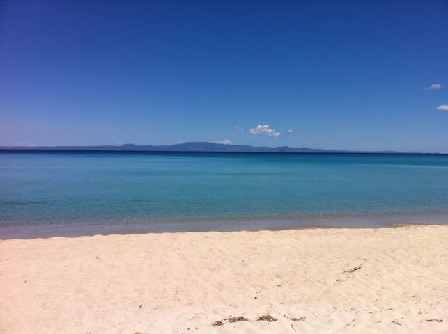 Superb Beachfront apt in ChalkidIki - Kassandra  - Appartement