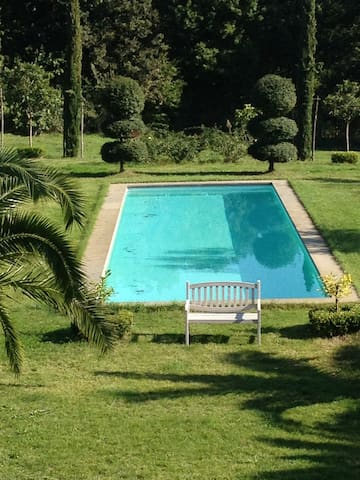 like mini Boutique Hotel near Rome - Campagnano di Roma - Villa