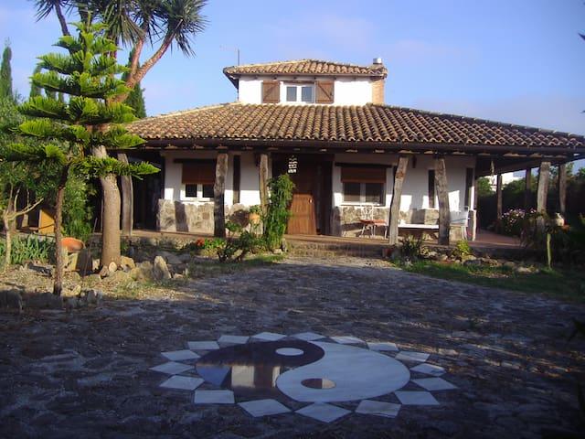 Casa con encanto - El Palmar - Almhütte