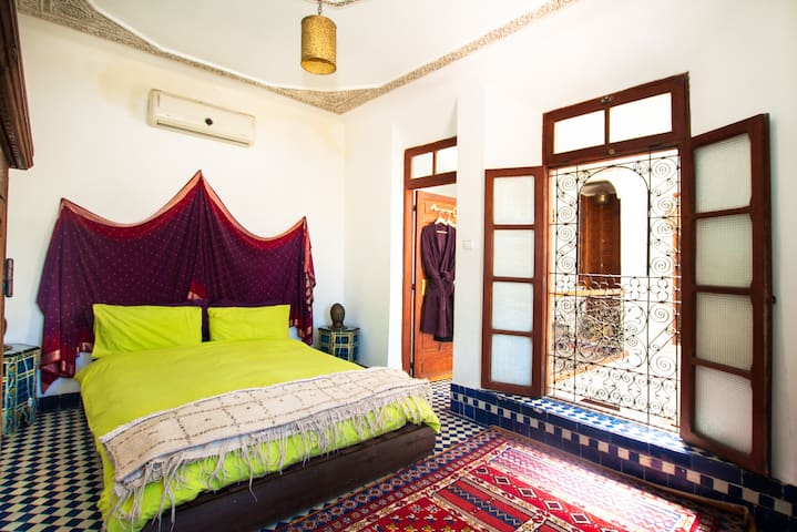 SEFFARINE ROOM - FAB MEDINA VIEW -MARCH 33% OFF - Fes