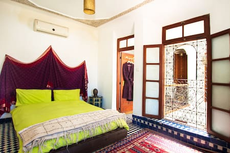 SEFFARINE ROOM - FAB MEDINA VIEW -40% OFF - Fes - Bed & Breakfast