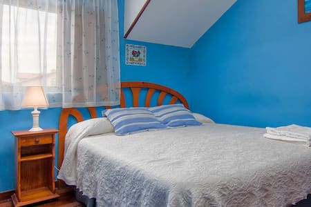 Nice double room in a great B&B - Santillana del Mar