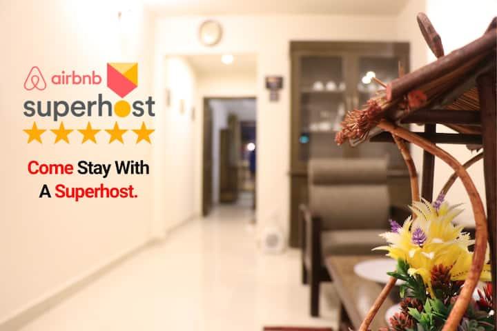 Lavish & Bright 1-Bedroom Apartment In Bahria Town