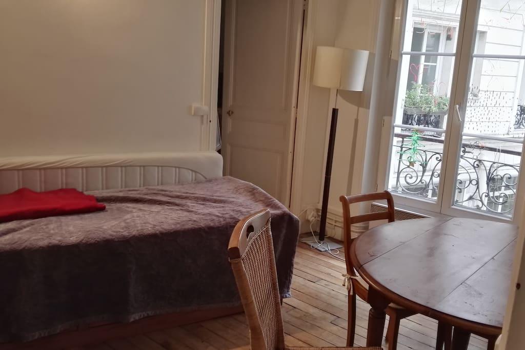 chambre pour invités