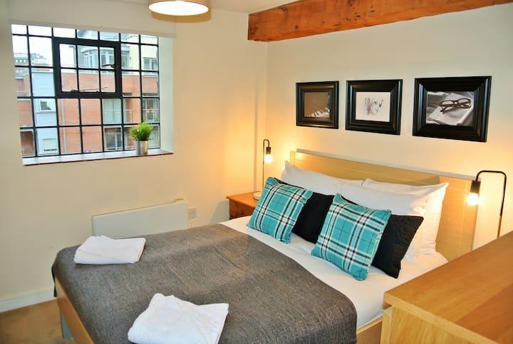 Chester - 2 Bedroom Apartment (Sleeps 6)