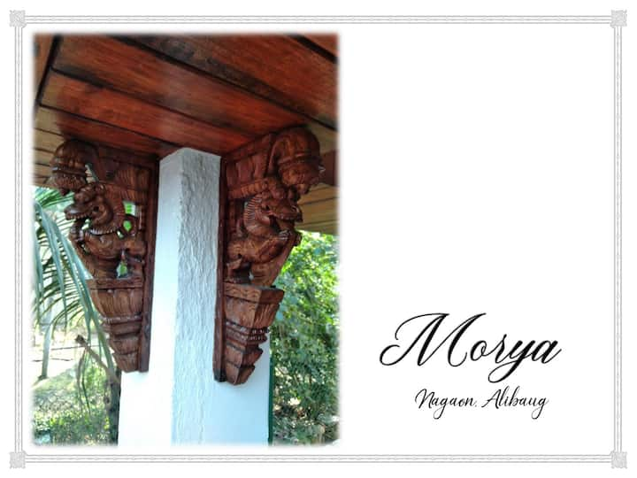 Morya Bungalow for large families