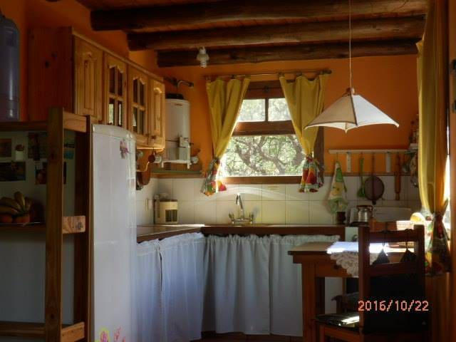 Silent and magical cottage! near to high energy mt - Capilla del Monte