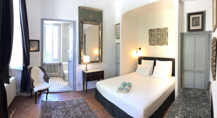 Suite 35m² - Lit King size + canapé-lit - Nord